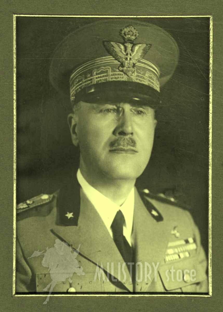 Generale De Benedetti Giovanni Antonio