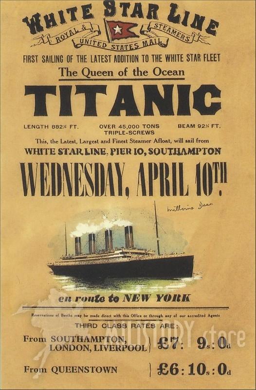 quadro-stella-titanic_white-star-line