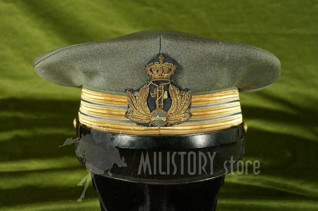 Berretto Centurione Milizia della Strada MVSN mod.34 periodo fascista AOI polizia (2)